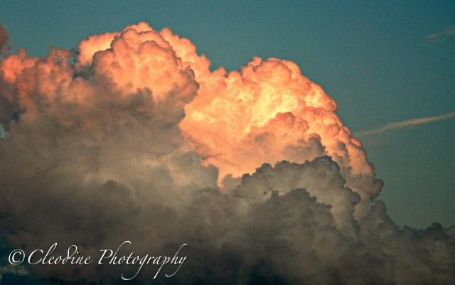 Volcano of the sky